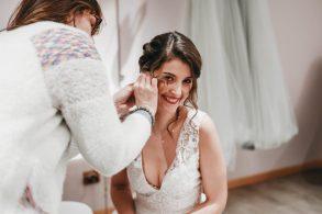 Bijoux de la mariée par Claire West Joaillerie