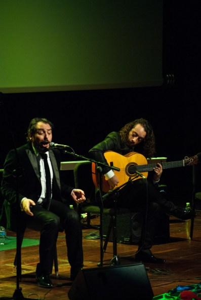 Potito, quarta actuació de la nit. Judit Valdés