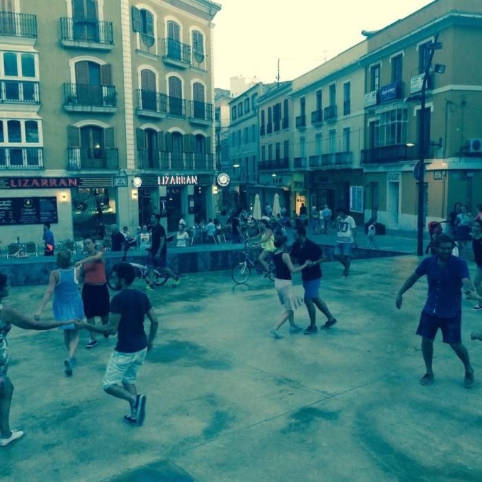 Clandestino Plaza Consell Feb '15