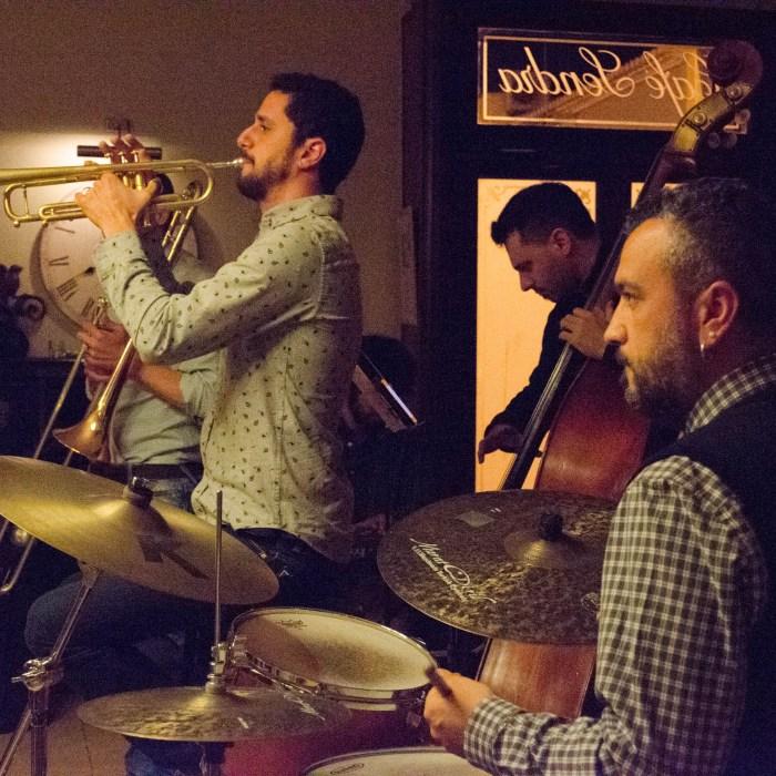 Café Sendra Feb '16