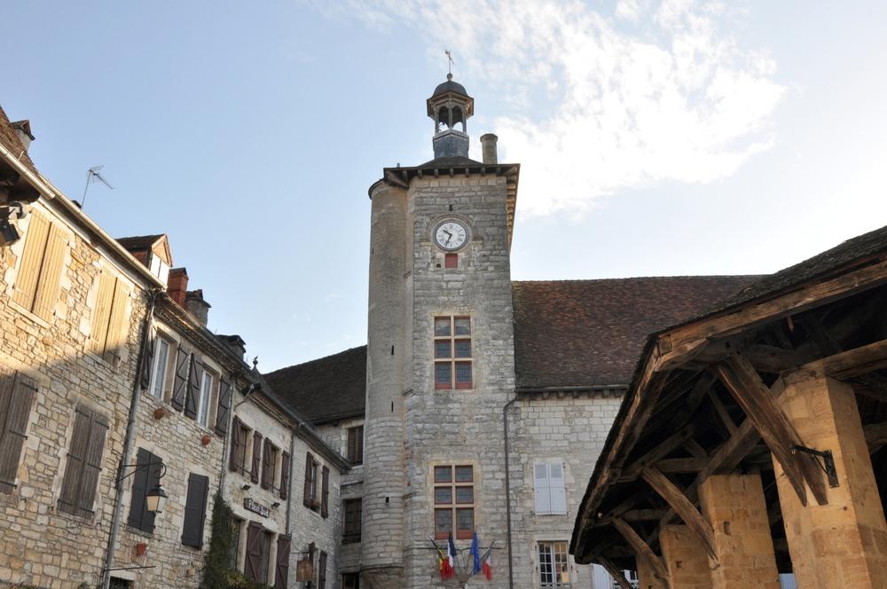 Martel - Palais de la Raymondie