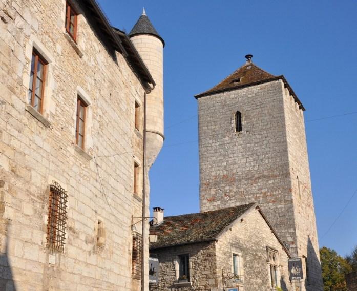 Martel - tour Tournemire