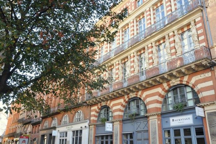 Toulouse - rue des marchands