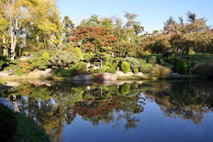 10 lieux moins connus à voir à Toulouse - le jardin japonais