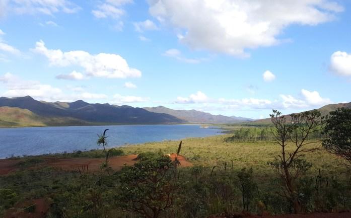Nouvelle Calédonie - lac de Yaté