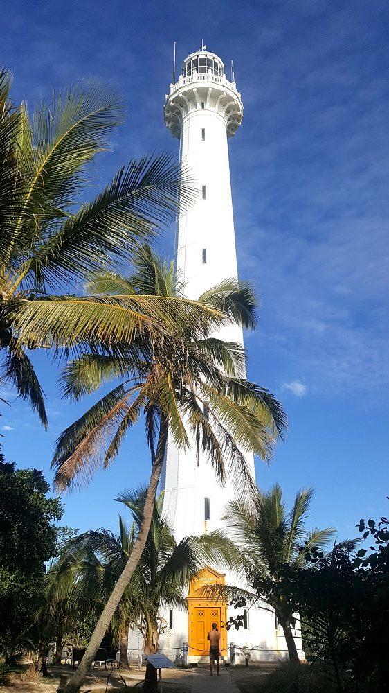 Nouméa - le phare Amédée