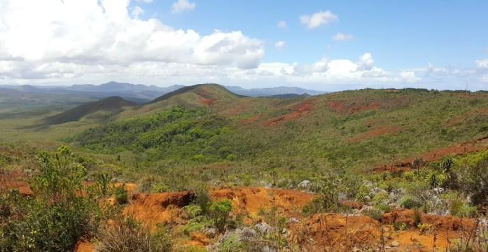 Nouvelle Calédonie : le sud de la Grande Terre