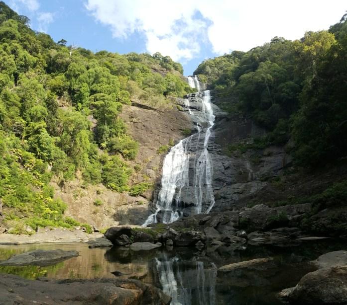 Nouvelle Calédonie - cascade de Tao