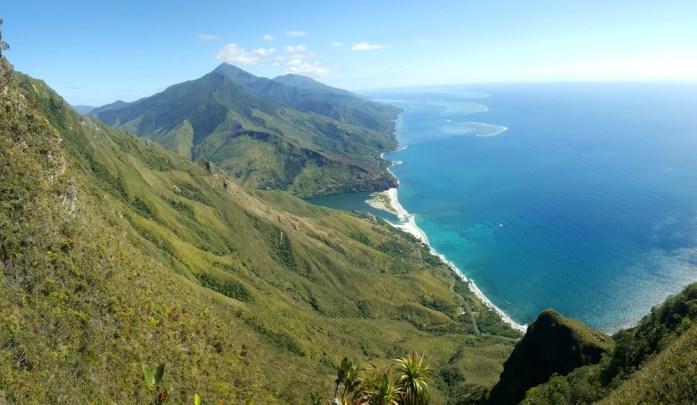 Nouvelle Calédonie - randonnée des roches de la Ouaième