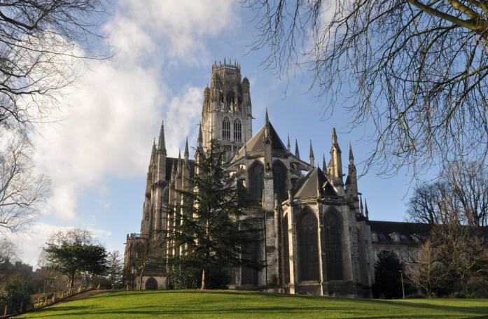 Abbatiale Saint Ouen à Rouen