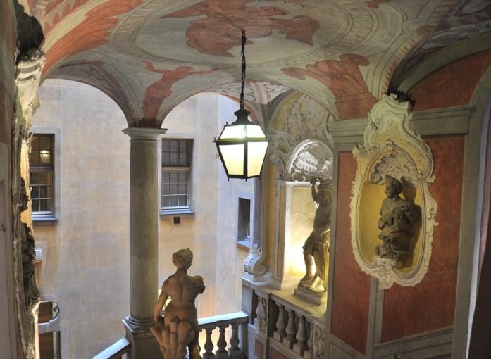 Visiter Nice en un week-end : palais Lascaris