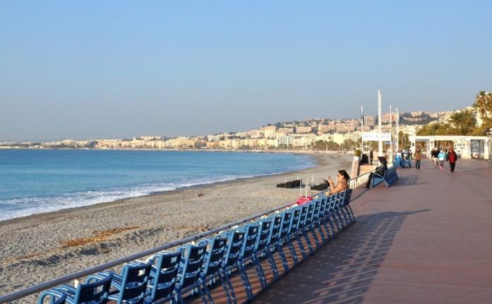 Visiter Nice en un week-end : la promenade des Anglais