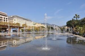 Visiter Nice en un week-end : la promenade du Paillon