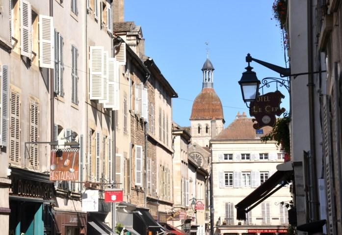 Visiter Beaune et ses rues pleines de charme