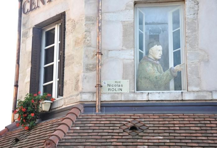 Visiter Beaune - rue Nicolas Rollin