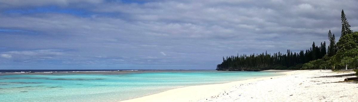 Les îles de Nouvelle Calédonie