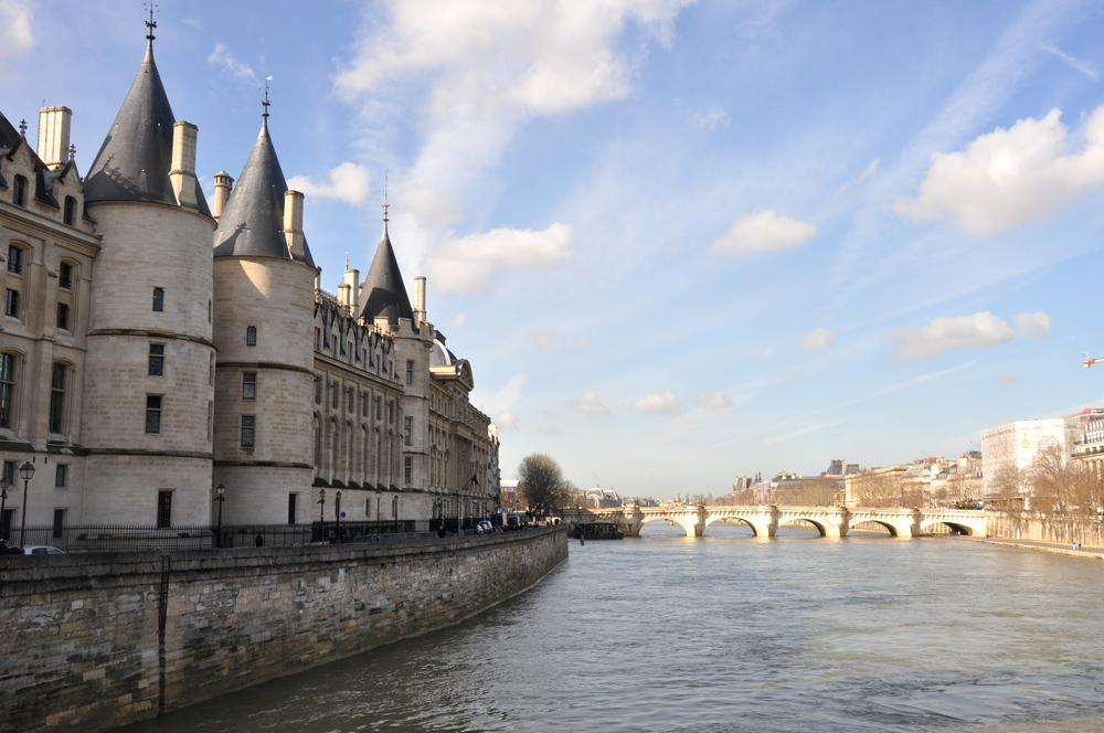 Paris en records - pont neuf