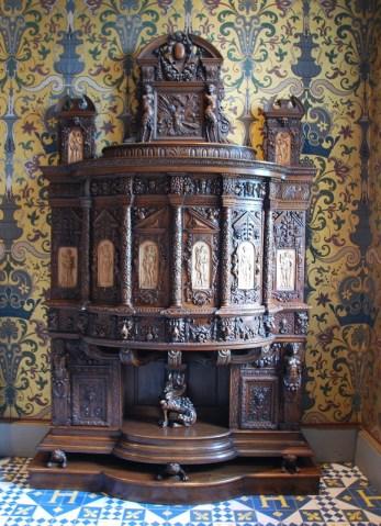 Château de Blois - mobilier