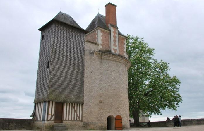 Château de Blois - tour du Foix
