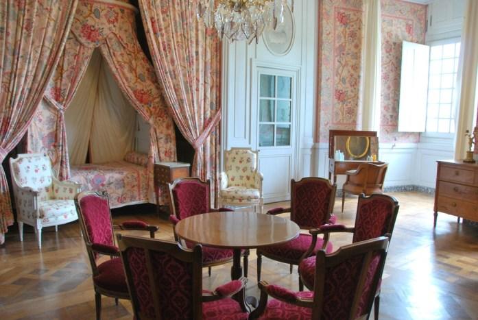 Château de Chambord - appartements royaux