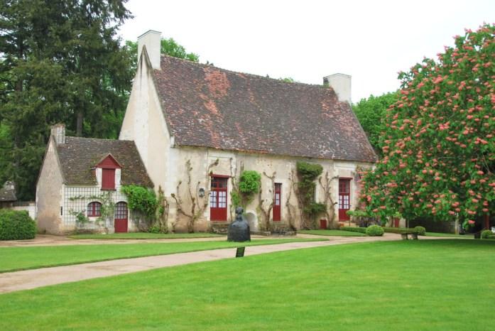 Circuit des châteaux de la Loire - les dépendances à Chenonceau