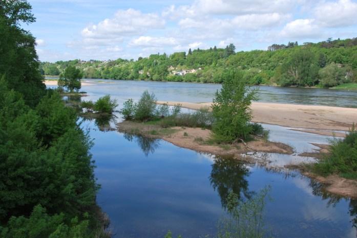 La Loire à vélo - au bord du Cher