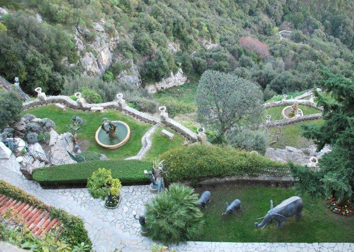 Le jardin d'Eze