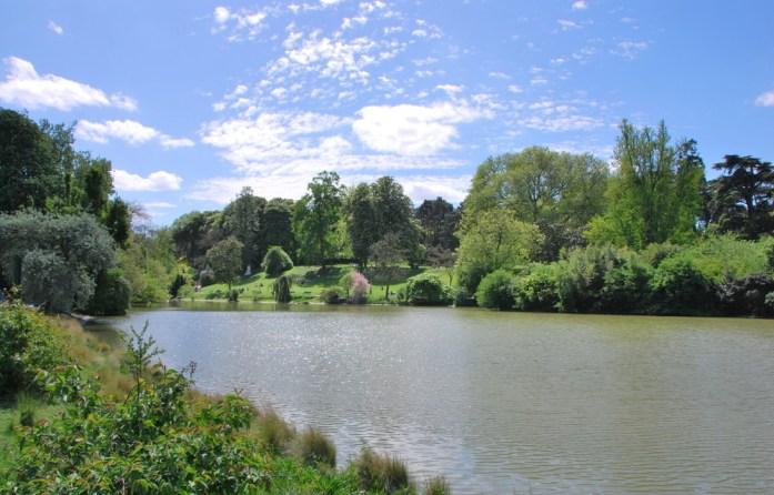 Paris au vert - parc Monsouris