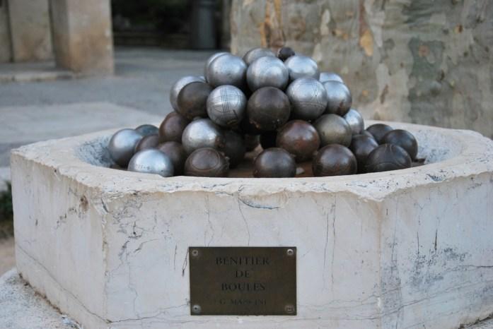 Saint Paul de Vence - sculpture