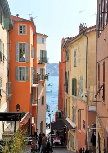Villefranche sur Mer - village provençal