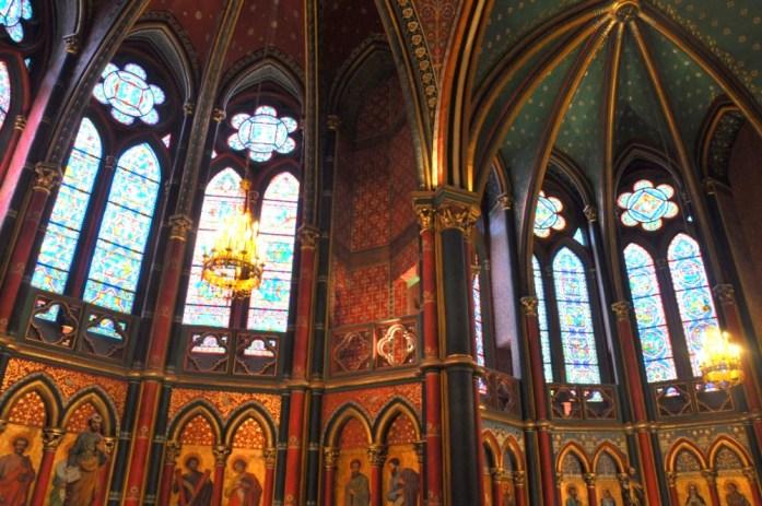 Bayonne en 1 jour - intérieur de la cathédrale