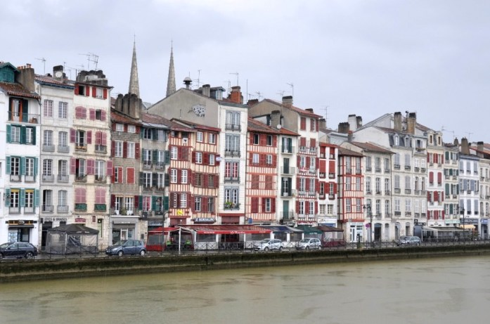 Bayonne en 1 jour - quai Jaureguiberry
