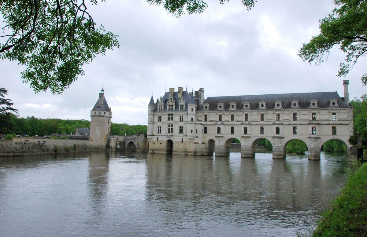 Circuit Châteaux de la Loire en 3 jours #2 – Chenonceau