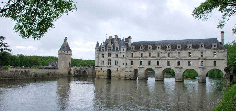 Circuit des châteaux de la Loire en 3 jours - Chenonceau