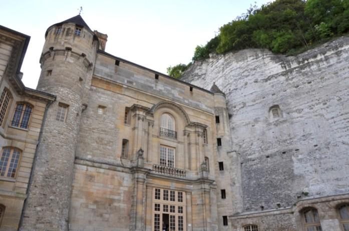 Une journée autour de Giverny - château de la Roche Guyon