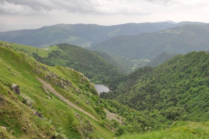 Du Haut Koenigsbourg à la route des Crêtes - sommet du Hohneck