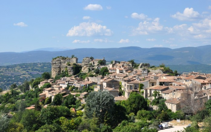 Photographier la lavande en Provence - Saignon