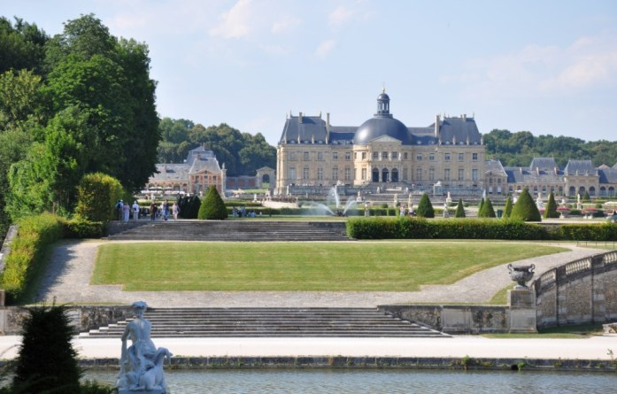 La Marinière en Voyage - Château de Vaux le Vicomte