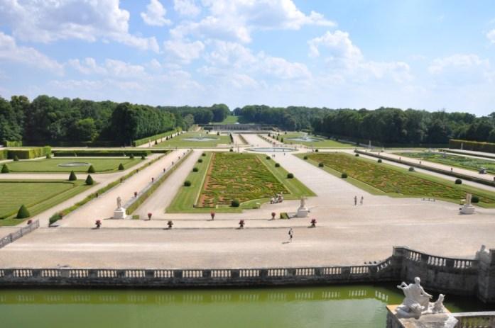 La Marinière en Voyage - Jardins de Vaux le Vicomte