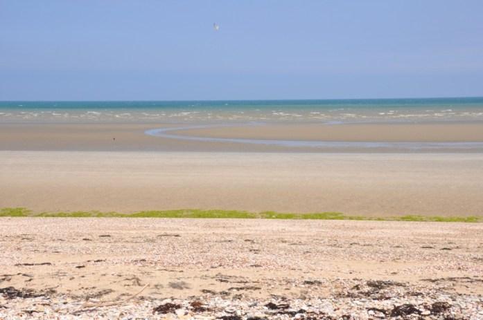 La Marinière en Voyage - plage du Cotentin
