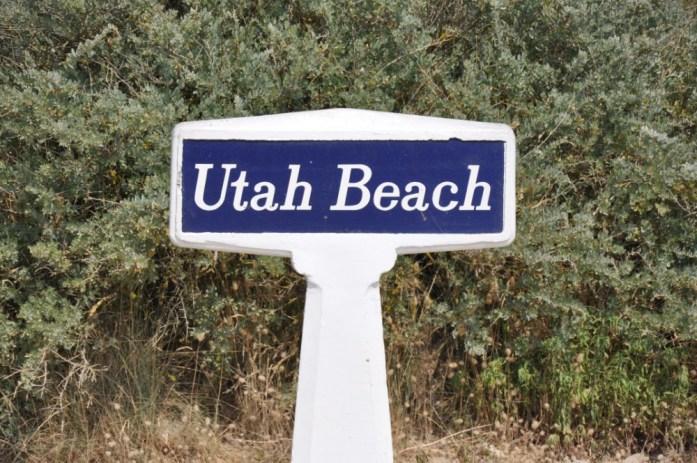 La Marinière en Voyage - Utah Beach