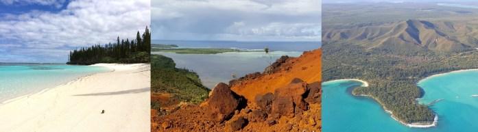 La Marinière en Voyage - paysages de Nouvelle Calédonie