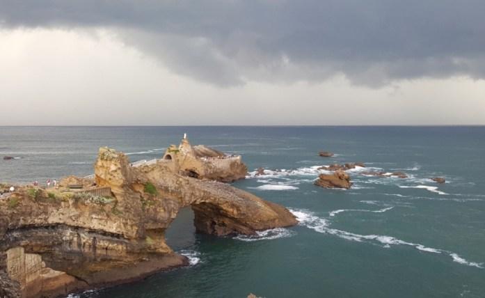 La Marinière en Voyage - Biarritz