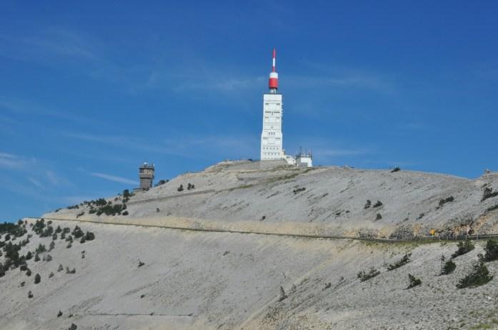 La Marinière en Voyage - Mont Ventoux