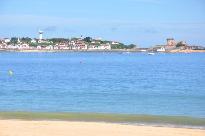 La Marinière en Voyage - baie de Saint-Jean-de-Luz