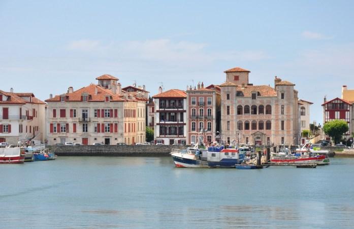 La Marinière en Voyage - le port de Saint-Jean-de-Luz