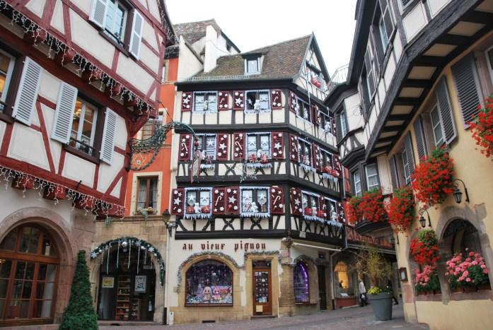 La Marinière en Voyage - ruelles historiques de Colmar