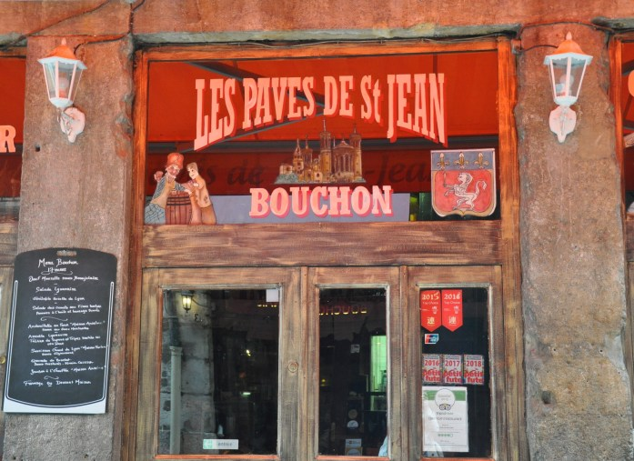 La Marinière en Voyage - Bouchon du Vieux Lyon