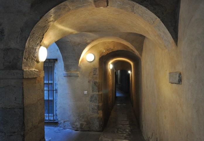 La Marinière en Voyage - Traboule du Vieux Lyon