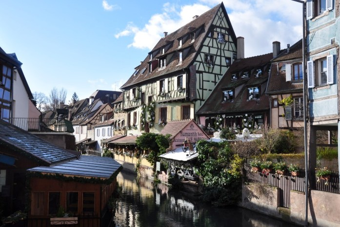 Les plus beaux marchés de Noëls alsaciens - Colmar
